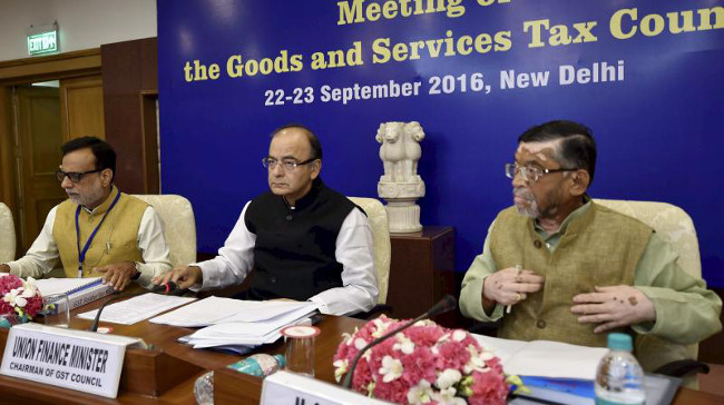 GST Council meeting inconclusive, next meeting on December 11 and 12